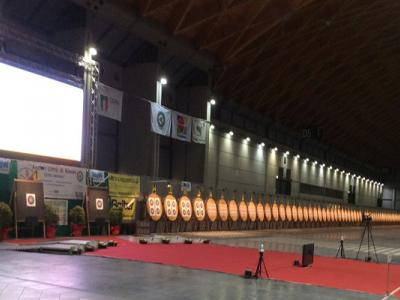 Campionato Italiano Indoor 2016 divisioni AN CO